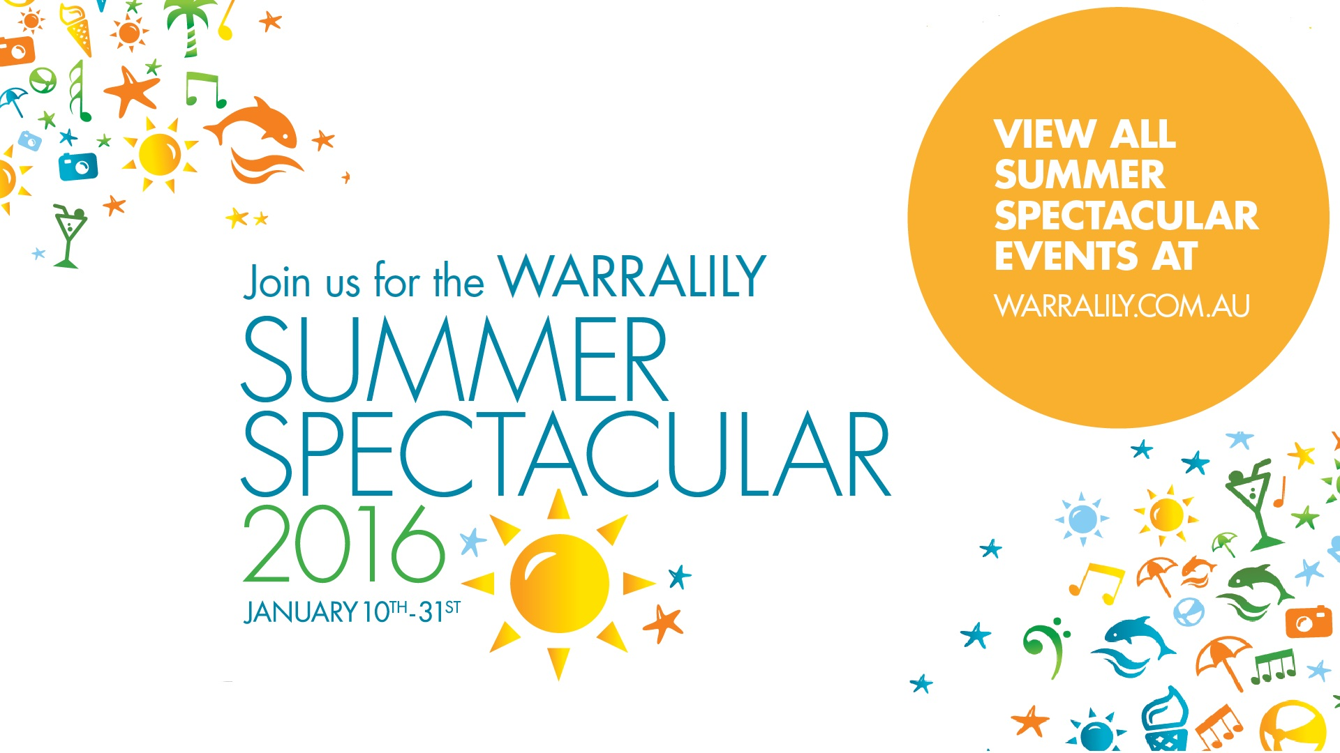 Warralily Summer Spectacular