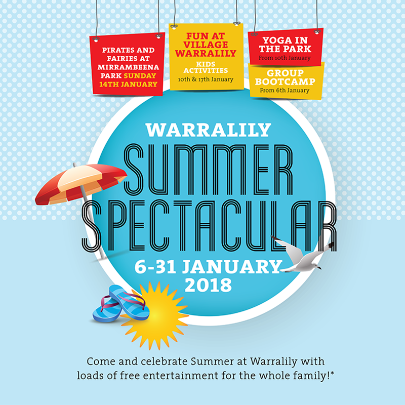 Warralily Summer Spectacular 2018