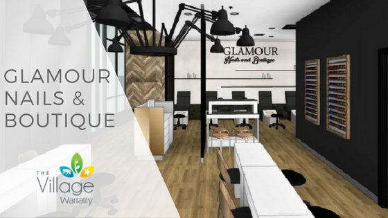 Getting to know Glamour Nails and Boutique