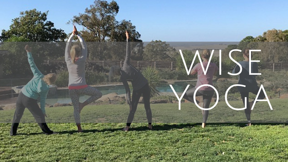Wise Yoga - A Refreshingly Real Yoga Class