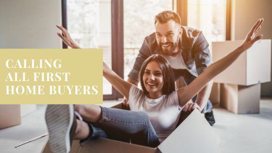 Calling all First Homebuyers!