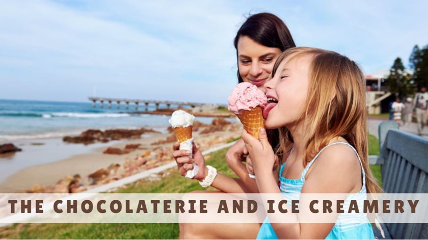 The Chocolaterie & Ice Creamery