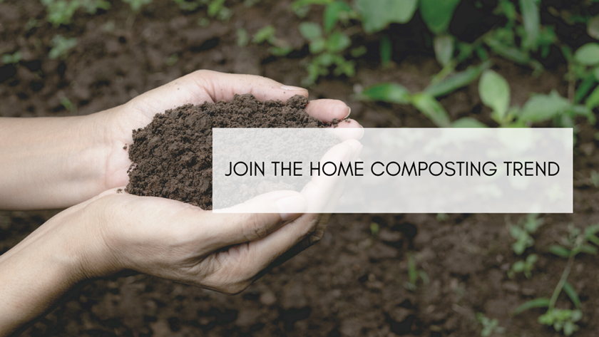 Join the home composting trend