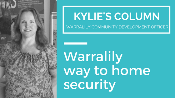 Warralily way to home security