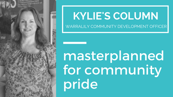 Master planned for community pride