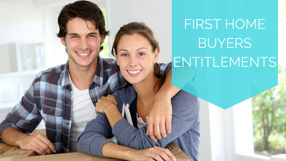 First Home Buyers Entitlements